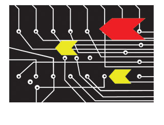 PCB Inspection Arrows